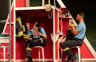 Bei der Feuerwehr wird der Kaffee kalt - 1.jpg