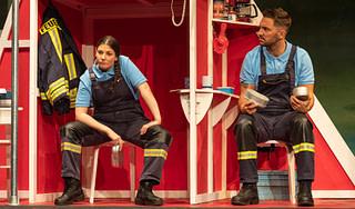Bei der Feuerwehr wird der Kaffee kalt - 3.jpg