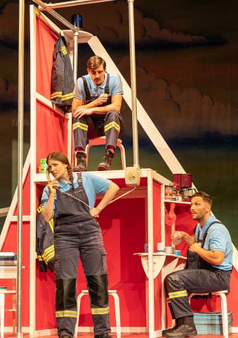 Bei der Feuerwehr wird der Kaffee kalt - 4.jpg
